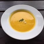 58870945 - カボチャのスープ