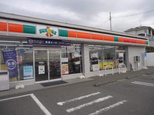サンクス 小田原国府津店
