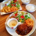 サードカフェ - 料理写真: