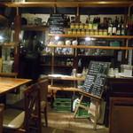 パクチー屋+cafe - 内部