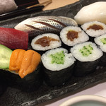 寿司 しおの -