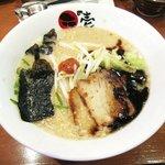 ラの壱 - とんこつこってり味(麺ばりかた)