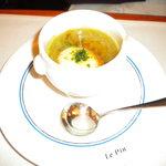 ルパンバーラヴァン - オニオングラタンスープ