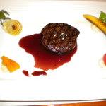 ルパンバーラヴァン - 牛肉の赤ワイン煮込