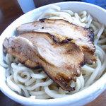 麺工房、あさか - クーポンのチャーシュー付麺