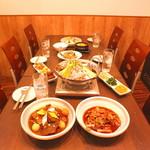アレンモク - 賑やかな浅草寺・花やしきからは少し離れたマンション街の交差点で、まったりした食事ができる空間作りを目指しました。ランチ・ディナー・飲み会までお気軽にお越しくださいませ。