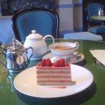 58884096 - バラ&ジャスミン紅茶とフランボワジエ
