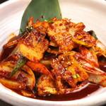 アレンモク - 豚野菜炒め