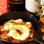 ジュリアーノ - ラタテュイユのモッツァレラチーズ焼き
