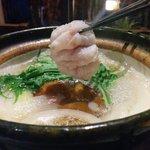 対馬の穴子鍋