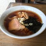 小崎食堂 - (2016年10月)ラーメン
