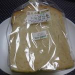 トレフール - ハードトースト、ハーフ4枚切り¥240+税