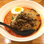 58894245 - 排骨担々麺(2辛)(税込1,050円)