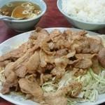 仙台や - 焼き肉定食