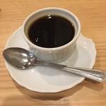 58895232 - 食後のコーヒーゼリー(コーヒーも選べます)