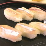 大野商店 - ししゃも握り寿司