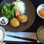 アースガーデン - ご飯セット