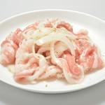 MEAT&TREAT EPIC - 人気の豚バラを薄切りにすることで、口あたりはふわっと・味わいはじゅわっとにバージョンアップ