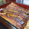 八ツ目や にしむら - 料理写真:鰻重定食(中)