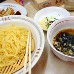 幸楽苑 - 料理写真:和風つけめん 2008/6