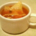 シズラー - トルティアメキシカンスープ