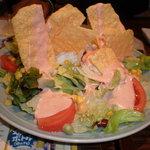 さくら水産 - サラダ