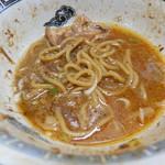 龍月 - スープ投入後