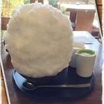 58900611 - 『宇治金時ミルク氷』かき氷File  No.130