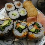 箱寿司 - ワンコインアップ