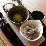 三種味くらべ650円+税