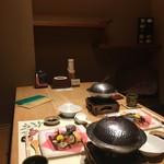 きときと 釣谷鮮魚店 - 個室