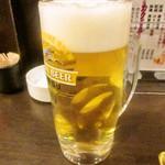 58907427 - 生ビール