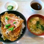 レストランたかつ - カツ丼