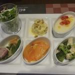 鎌倉パスタ - 前菜
