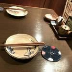 醸し屋 素郎slow - slow:テーブルコーデ