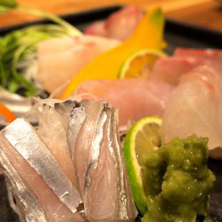 こだわりの産直、朝市鮮魚