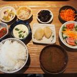 農業高校レストラン - 本日の県農御膳