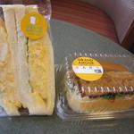 58918602 - サンドイッチ&とんかつドック♪