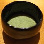 御料理 樋渡 - お抹茶
