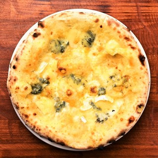 進化したピザ!