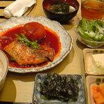 5892622 - 太刀魚大根辛煮