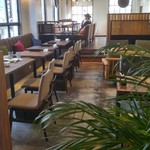 CAFÉ/BAR BSM - 店内3