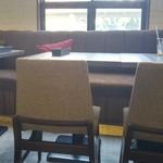 CAFÉ/BAR BSM - 店内2
