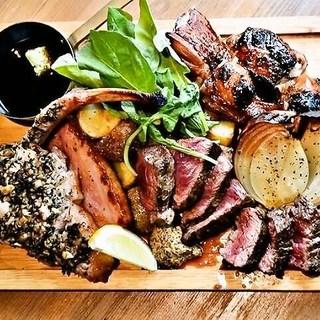 お肉を使用した絶品イタリアン!
