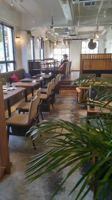 CAFÉ/BAR BSM 横浜関内店 - 店内3
