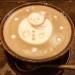 58925535 - セットドリンク:ぼくのミルクコーヒー