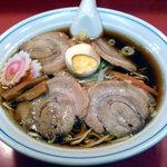 共楽 - 下北チャーシュー麺450円