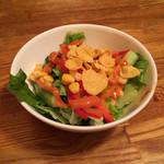 洋食 スコット - (2016年11月)サラダ