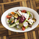 UMI CAFE - 三浦有機野菜サラダ