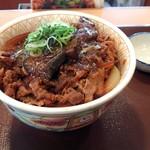 すき家 - マーボーナス牛丼特盛